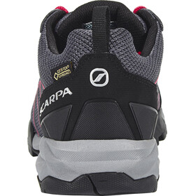 Scarpa Hydrogen GTX Shoes Women iron gray/pink rouge
